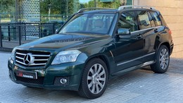 MERCEDES-BENZ Clase GLK 220CDI BE Limited Edition 4M Aut.