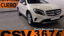 MERCEDES-BENZ Clase GLA 200CDI Style 7G-DCT