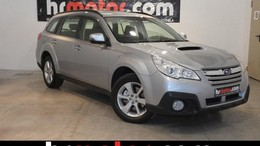 SUBARU Outback 2.0TD Executive Plus Lineartronic
