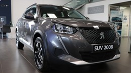 PEUGEOT 2008 1.2 PureTech S&S Allure Pack EAT8 130