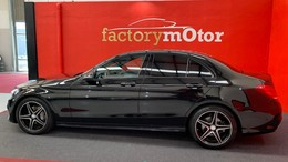 MERCEDES-BENZ Clase C 200d (4.75) 7G Plus