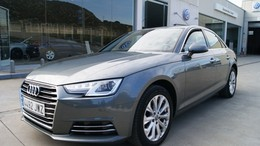 AUDI A4 2.0TDI Design edition S tronic 110kW