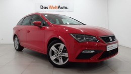 SEAT León ST 1.5 EcoTSI S&S FR Fast Edition DSG7 150