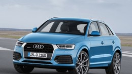 AUDI Q3 2.0TDI Attraction 88kW