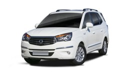 SSANGYONG Rodius D22T Limited Aut. AWD