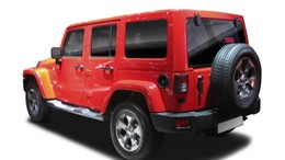 Wrangler Unlimited 2.8CRD Golden Eagle Aut.