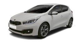 KIA Cee´d 1.0 T-GDI Eco-Dynamics x-Tech17 100