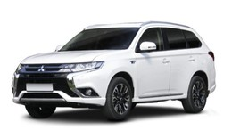 MITSUBISHI Outlander 220DI-D Motion AT 4WD