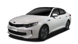KIA Optima 1.7CRDI Eco-Dynamics Concept