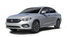 FIAT Tipo Sedán 1.4 T-Jet Gasolina/GLP Easy