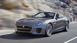 F-Type Convertible 3.0 V6 R-Dynamic 340