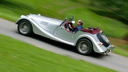 MORGAN Roadster 3.7 V6 2pl.