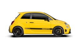 ABARTH 500 595 1.4T-Jet Monster Energy Yamaha Aut. 121kW