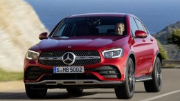 MERCEDES-BENZ Clase GLC Coupé 220d 4Matic 9G-Tronic