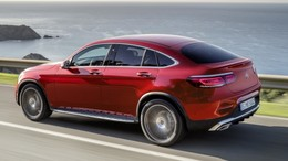 MERCEDES-BENZ Clase GLC Coupé300d 4Matic 9G-Tronic