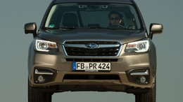 SUBARU Forester 2.0i Hybrid Executive CVT