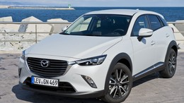 MAZDA CX-3 1.8 Skyactiv-D Evolution 2WD 85kW
