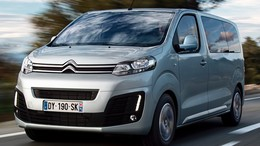 CITROEN SpaceTourer M1 BlueHDI S&S M Shine EAT8 180