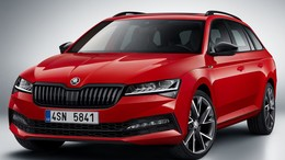 SKODA Superb Combi 2.0TDI AdBlue tech Ambition DSG 140kW