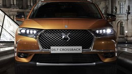 DS DS7 Crossback 1.5BlueHDi Chic Aut.