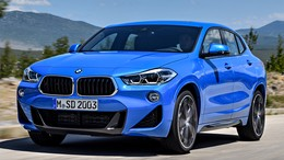 BMW X2 sDrive 18d (4.75)