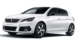PEUGEOT 308 1.2 PureTech S&S Allure Pack EAT8 130