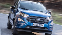 FORD EcoSport 1.0 EcoBoost Trend 100 (4.75)