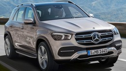 MERCEDES-BENZ Clase GLE Coupé 350de 4Matic Aut.