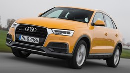 Q3 2.0TDI design edition 120