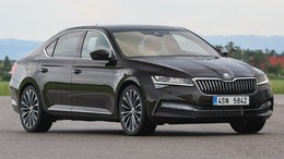 SKODA Superb Combi 1.5 TSI Ambition