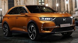 DS DS7 Crossback 2.0BlueHDi Chic Aut.