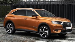 DS DS7 Crossback 2.0BlueHDi Be Chic Aut.