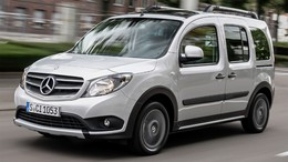 MERCEDES-BENZ Citan Tourer 111CDI Select Extralarga