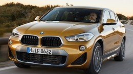 BMW X2 sDrive 18dA