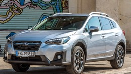 SUBARU XV 1.6i GLP Executive Plus CVT