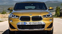 BMW X2 sDrive 20dA (4.75)