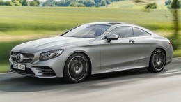 MERCEDES-BENZ Clase S Coupé 63 AMG 4Matic+ 9 SpeedShift