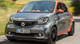 SMART Forfour EQ Edition One