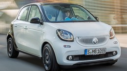 SMART Forfour 66 Perfect Aut.