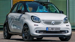 SMART Forfour EQ Perfect