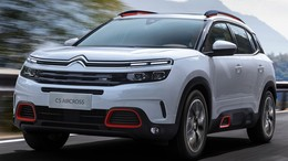 CITROEN C5 Aircross BlueHDi S&S Live Pack 130