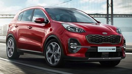 KIA Sportage 1.6 MHEV Business 4x4 136