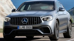 MERCEDES-BENZ Clase GLC Coupé 63 AMG 4Matic+ Speedshift MCT 9G
