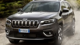 JEEP Cherokee 2.2 Limited AWD 9AT