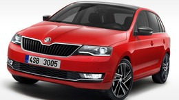 SKODA Spaceback 1.0 TSI Active 70kW