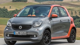 SMART Forfour EQ Passion