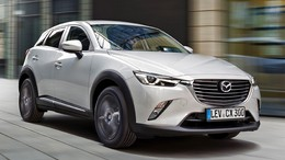 MAZDA CX-3 2.0 Skyactiv-G Evolution 2WD 89kW