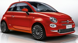 FIAT 500 500C 1.0 GSE Rock Star