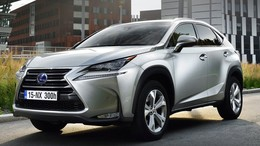 LEXUS NX 300h Executive Navigation 4WD