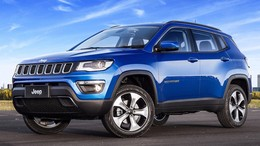 JEEP Compass 1.3 PHEV Trailhawk 4x4 Aut. 240